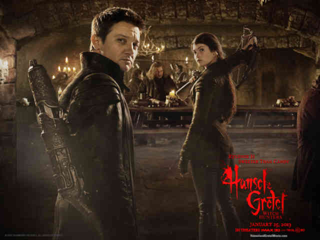 Hansel and Gretel  Witch Hunters wallpapers | movies wallpapers | hot wallpapers | cool wallpapers | #3