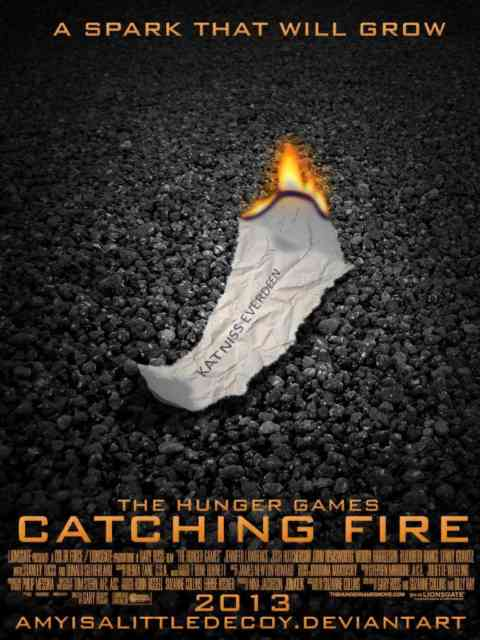 hunger-games-catching-fire – Hunger games – catching fire – #3
