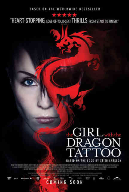 the girl with the dragon tattoo - tattoos - tattoo - the-girl-with-the-dragon-tattoo - #11