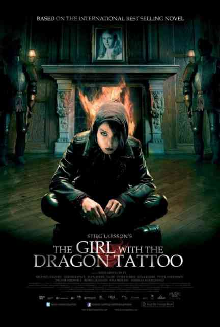 the girl with the dragon tattoo - tattoos - tattoo - the-girl-with-the-dragon-tattoo - #3