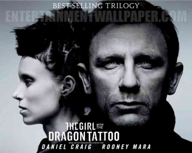 the girl with the dragon tattoo - tattoos - tattoo - the-girl-with-the-dragon-tattoo - #9