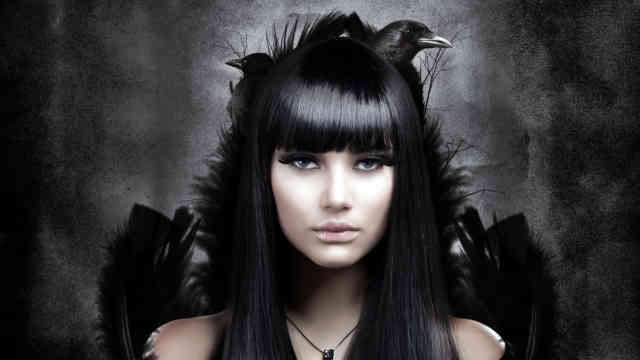 gothic girls wallpaper by - photo #13
