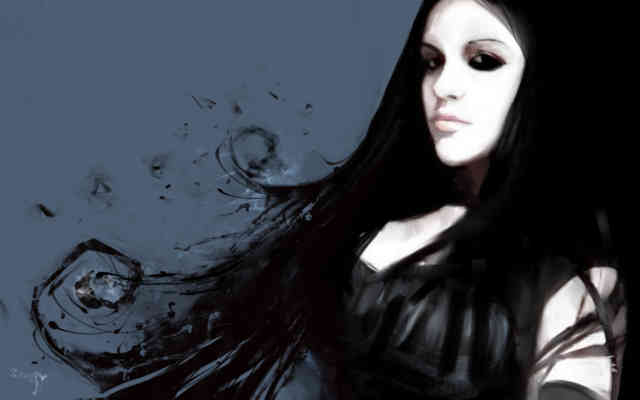 Wallpapers Gothic Girl 2