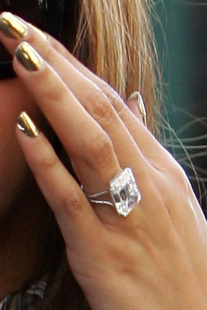Beyonce wedding ring - #15