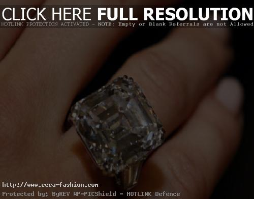 Beyonce wedding ring - #39