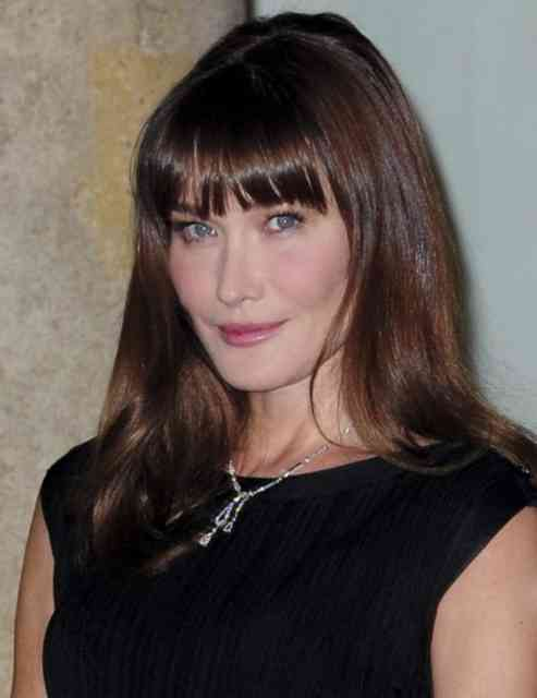 Carla Bruni-Sarkozy wallpaper - Hot Carla Bruni wallpapers - #6