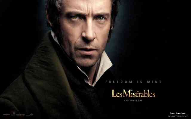 Les Miserable Hugh Jackman Wallpaper - Hugh Jackman - Wolverine Wallpapers | #1