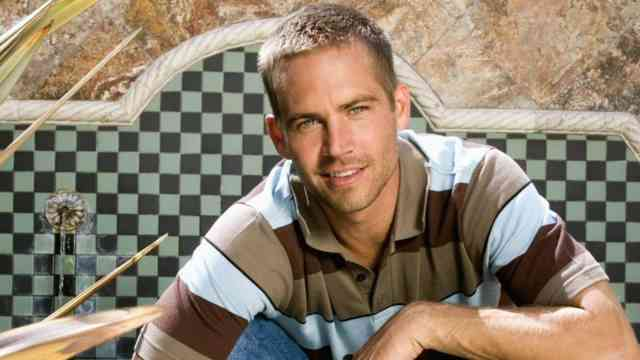 Paul walker hd wallpapers - Fast & Furious - Paul walker - wallpaper - Free wallpapers - #10