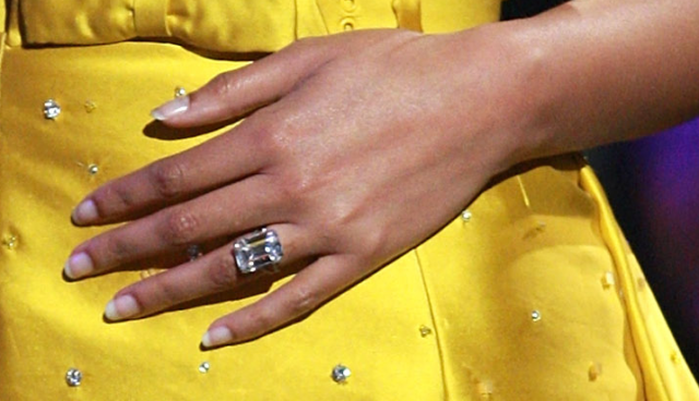 beyonce wedding ring - #3