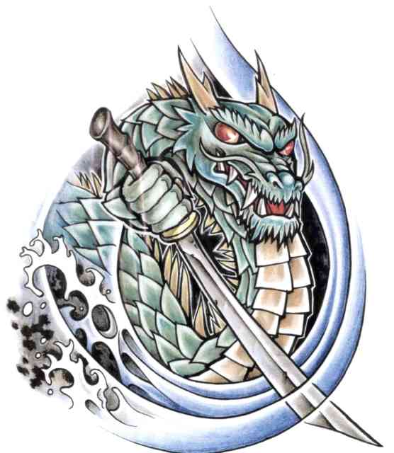 coloured-dragon--tattoo-design-img13
