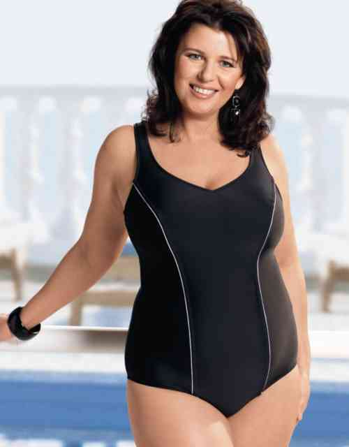 plus size swimwear - one piece swimsuits - #3