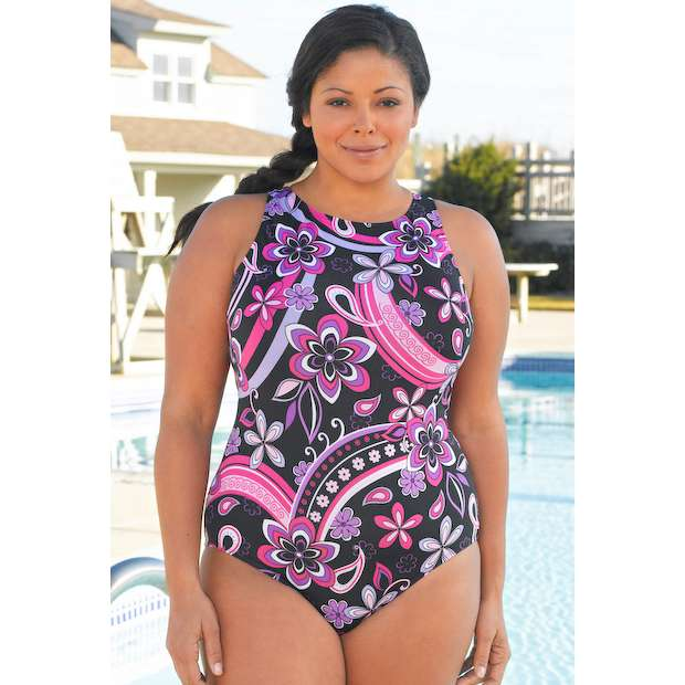 plus size swimwear - plus size swimsuits - swimsuits plus size -  #15