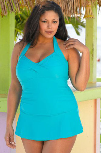 plus size swimwear - plus size swimsuits - swimsuits plus size -  #16