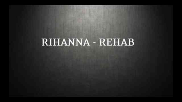 rihanna rehab lyrics - #8
