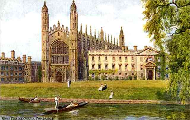 Cambridge university | distance learning universities | #13