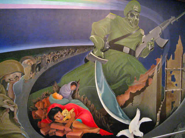 Denver airport murals | Denver colorado | Denver airport | Denver colorado | Denver | #1