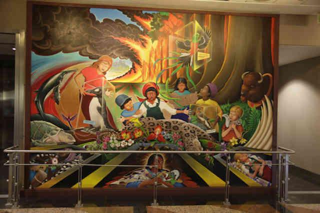 Denver airport murals | Denver colorado | Denver airport | Denver colorado | Denver | #14