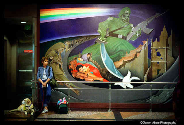 Denver airport murals | Denver colorado | Denver airport | Denver colorado | Denver | #20
