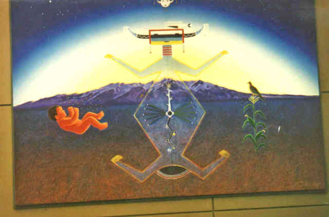 Denver airport murals | Denver colorado | Denver airport | Denver colorado | Denver | #23