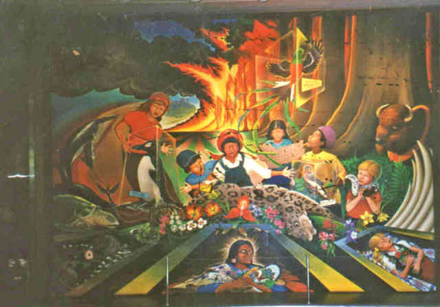 Denver airport murals | Denver colorado | Denver airport | Denver colorado | Denver | #3