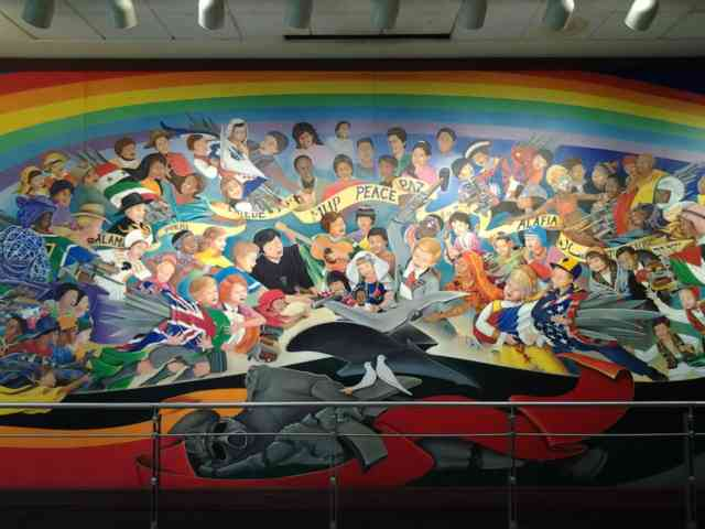 Denver airport murals | Denver colorado | Denver airport | Denver colorado | Denver | #49