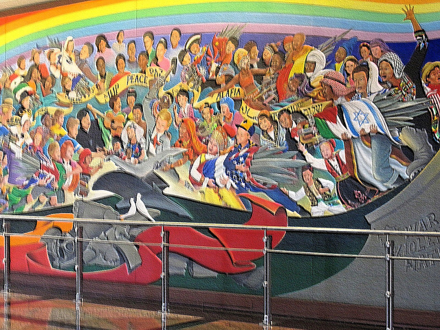 Denver airport murals | Denver colorado | Denver airport | Denver colorado | Denver | #55