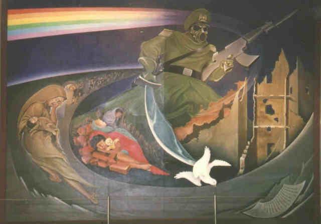 Denver airport murals | Denver colorado | Denver airport | Denver colorado | Denver | #60