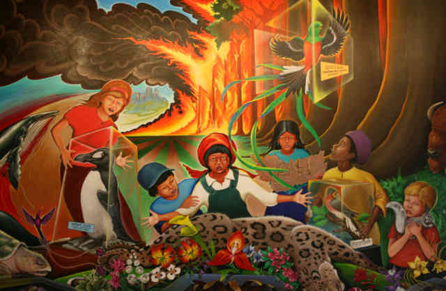Denver airport murals | Denver colorado | Denver airport | Denver colorado | Denver | #64