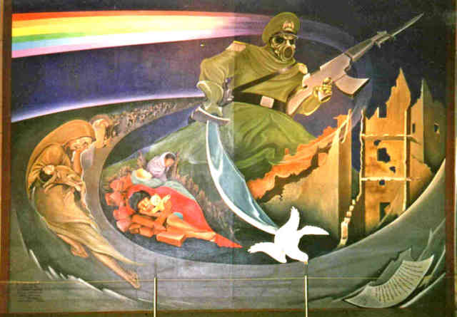 Denver airport murals | Denver colorado | Denver airport | Denver colorado | Denver | #66