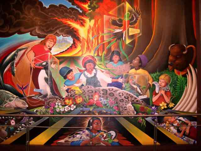 Denver airport murals | Denver colorado | Denver airport | Denver colorado | Denver | #68