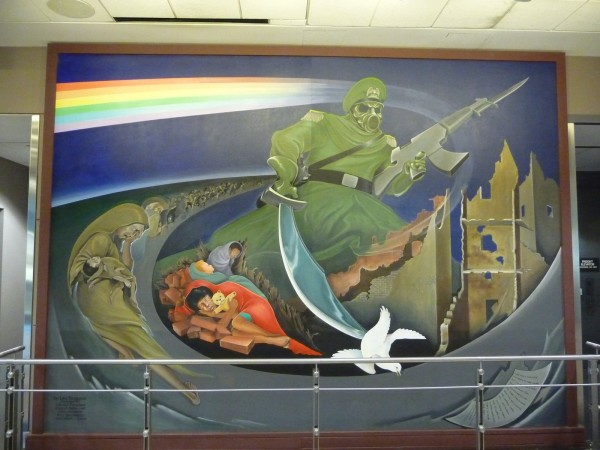 Denver airport murals | Denver colorado | Denver airport | Denver colorado | Denver | #8
