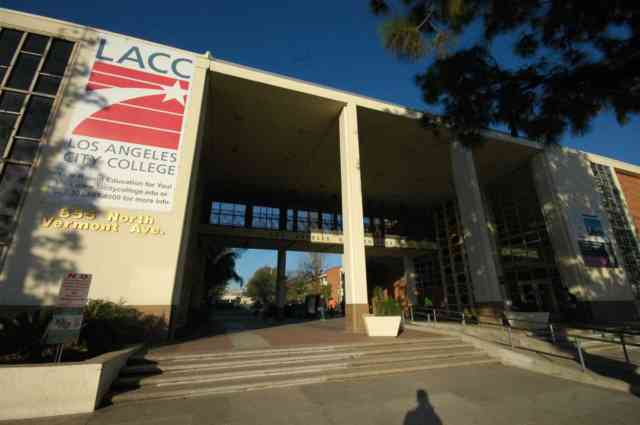 Los Angeles city college   county of los angeles   #9