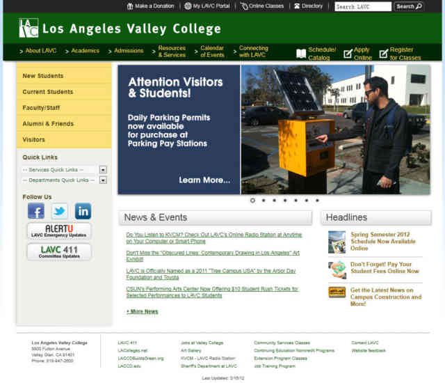 Los Angeles valley college | places to visit los angeles | #12