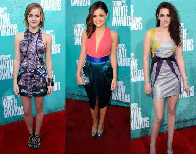 2012 MTV Movie Awards | Award | Corporate awards | Peoples Choice Awards |