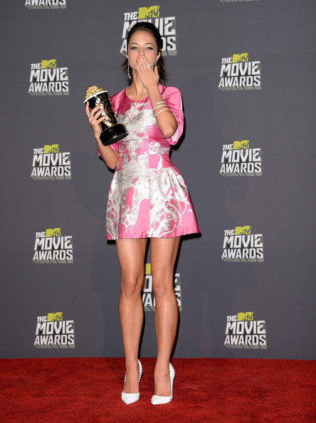 Alexis Knapp MTV Movie Awards | Award | Corporate awards | Peoples Choice Awards |