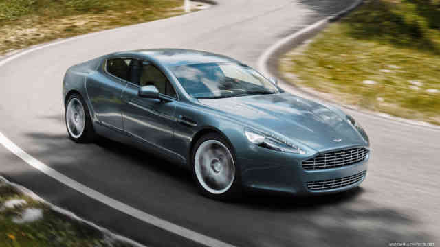 Aston Martin Wallpaper | Cool car wallpapers | car wallpapers | #2