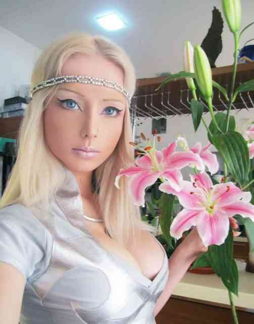 Barbie plastic surgery | Valerya Lukyanova | the barbie surgery | barbie surgery | #2