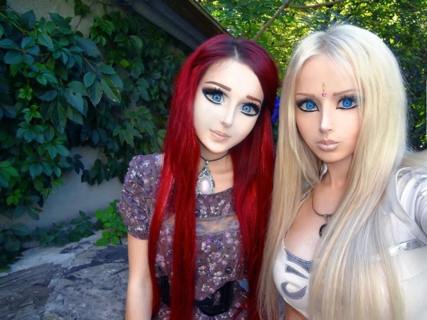 Barbie plastic surgery | Valerya Lukyanova | the barbie surgery | barbie surgery | #25