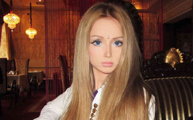 Barbie plastic surgery | Valerya Lukyanova | the barbie surgery | barbie surgery | #34