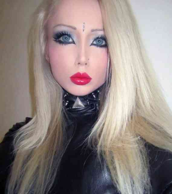 Barbie plastic surgery | Valerya Lukyanova | the barbie surgery | barbie surgery | #35