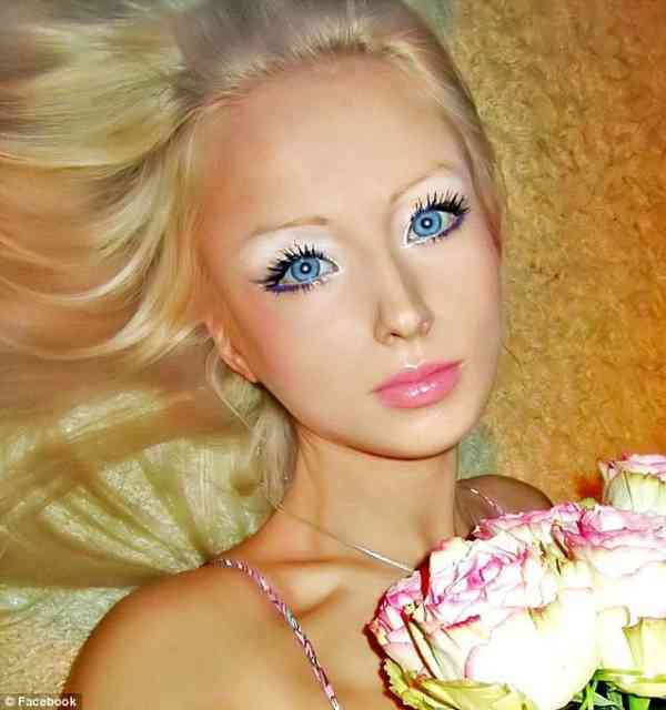 Barbie plastic surgery | Valerya Lukyanova | the barbie surgery | barbie surgery | #40