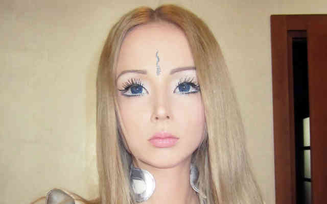 Barbie plastic surgery | Valerya Lukyanova | the barbie surgery | barbie surgery | #44