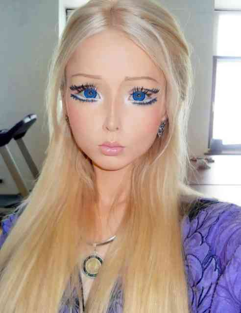 Barbie plastic surgery | Valerya Lukyanova | the barbie surgery | barbie surgery | #51