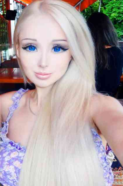 Barbie plastic surgery | Valerya Lukyanova | the barbie surgery | barbie surgery | #60