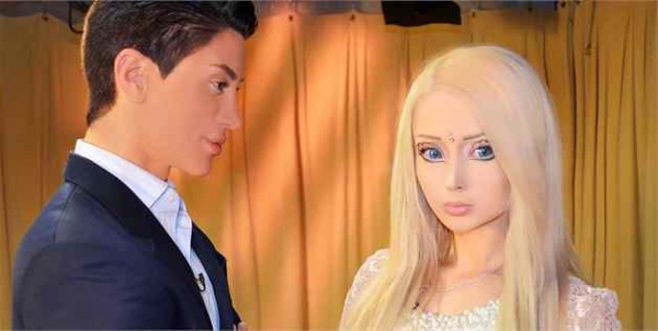Barbie plastic surgery | Valerya Lukyanova | the barbie surgery | barbie surgery | #7