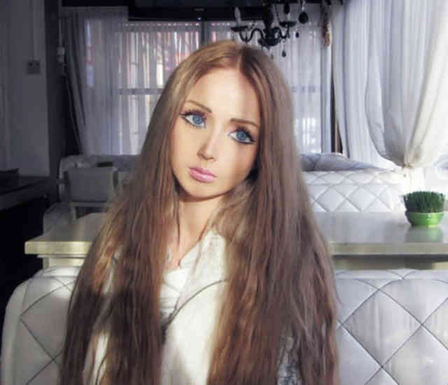 Barbie plastic surgery | Valerya Lukyanova | the barbie surgery | barbie surgery | #71