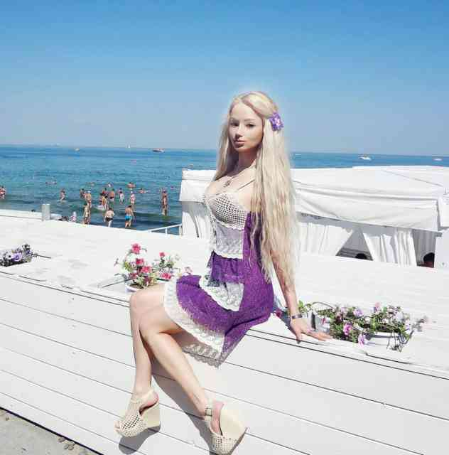 Barbie plastic surgery | Valerya Lukyanova | the barbie surgery | barbie surgery | #85