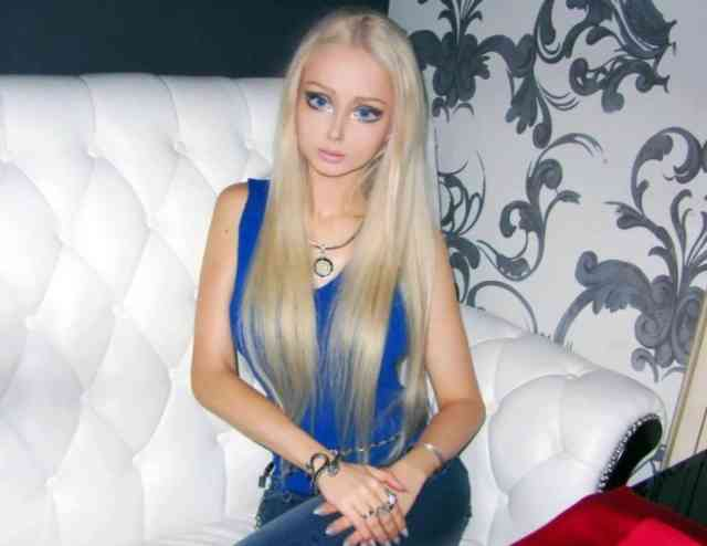 Barbie plastic surgery | Valerya Lukyanova | the barbie surgery | barbie surgery | #89