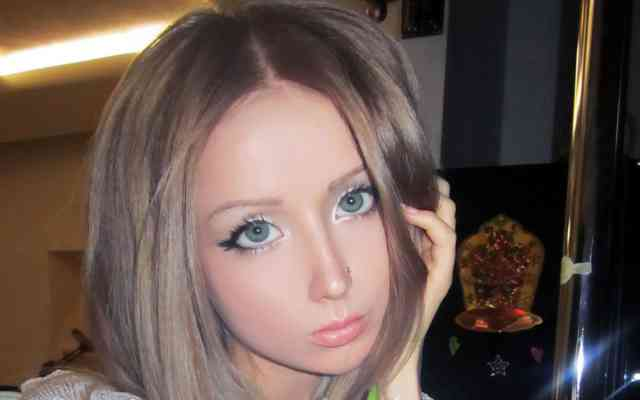 Barbie plastic surgery | Valerya Lukyanova | the barbie surgery | barbie surgery | #90