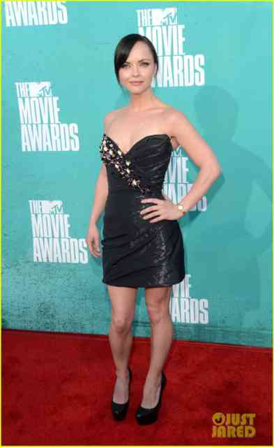 Christina Ricci MTV Movie Awards | Award | Corporate awards | Peoples Choice Awards |